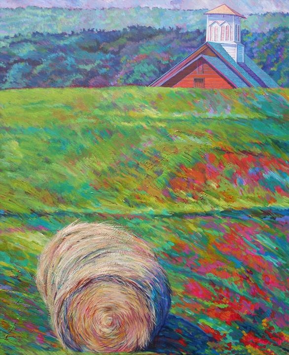 Peter Thornborough-彼得·索恩伯勒 澳大利亞藝術家靈感來自於建築。 - ☆平平.淡淡.也是真☆  - ☆☆milk 平平。淡淡。也是真 ☆☆